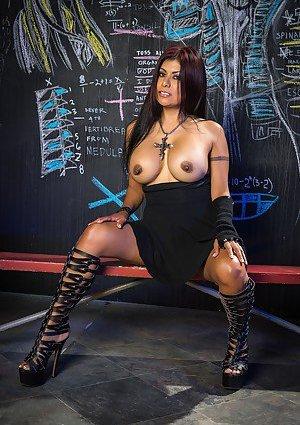 Inked Latina Girls Pics