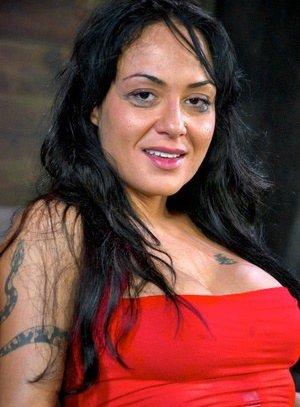 Tattoed Latina Pics